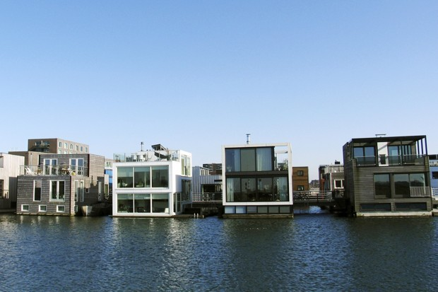 Are These Dutch Floating Homes a Solution for Rising Seas?