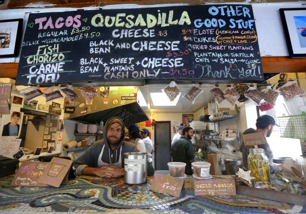 Tacos and Transit: Rate Your City
