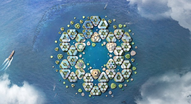 Floating Cities Aren't the Answer to Climate Change