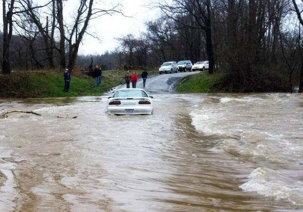 Catastrophic Flooding Is Getting Worse and We're Woefully Unprepared