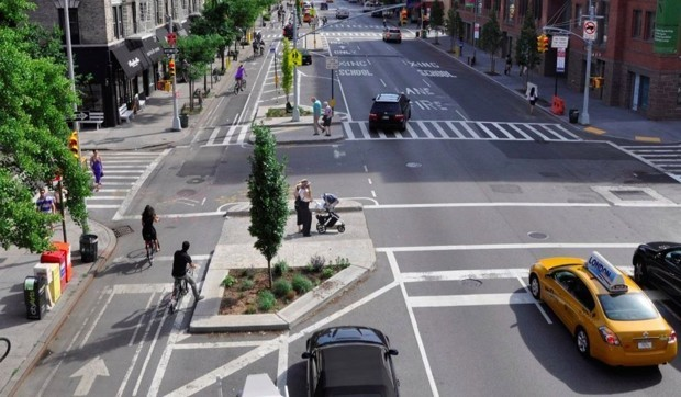 When Adding Bike Lanes Actually Reduces Traffic Delays