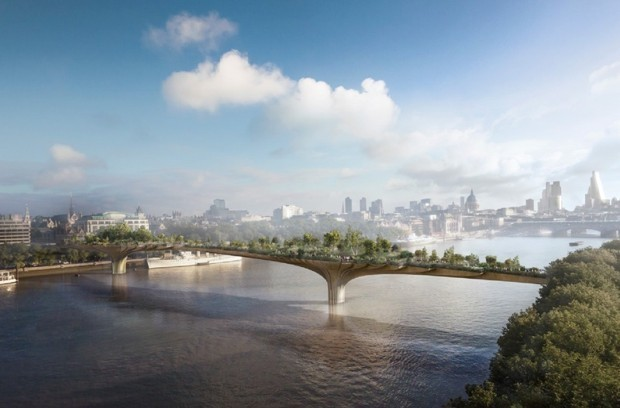 How London Fell Out of Love With the 'Garden Bridge'