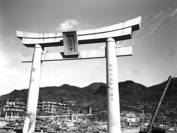 The City the A-Bomb Missed