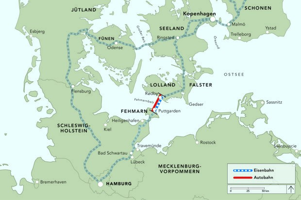 The Tunnel Project That Could Reshape the European Map