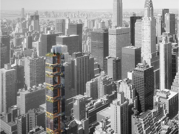 This Pencil-Thin Tower Sets a New Bar for Skinny High-Rises