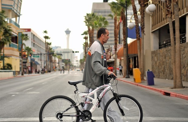 Las Vegas Doubles Down on the Bicycle