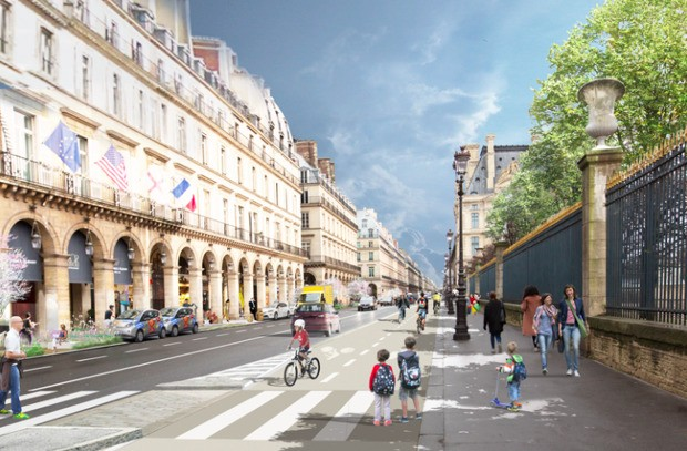Paris Pushes Its Car-Free Streets Plan Even Further