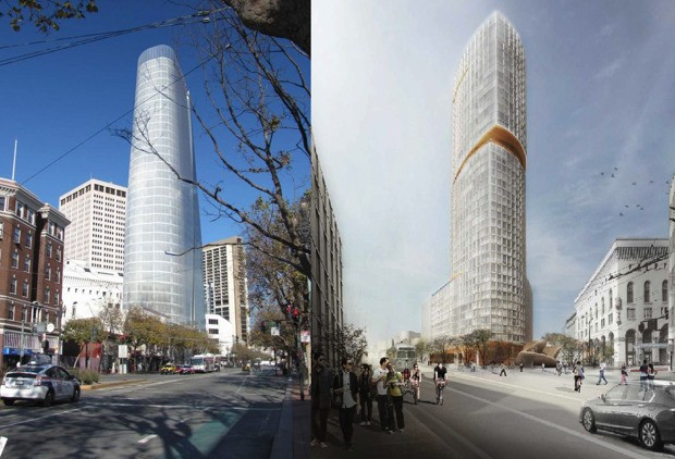 San Francisco Loves to Hate the Design of Its Newest Tower