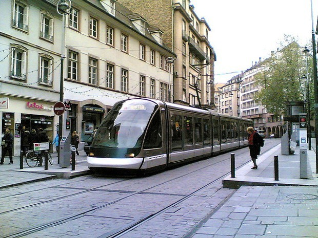 What France Can Teach U.S. Cities About Transit Design