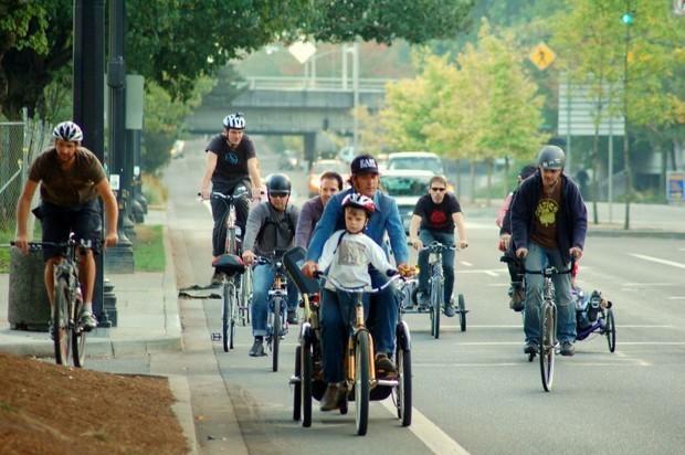 Portland Ranks First Among Major U.S. Cities for Biking to Work