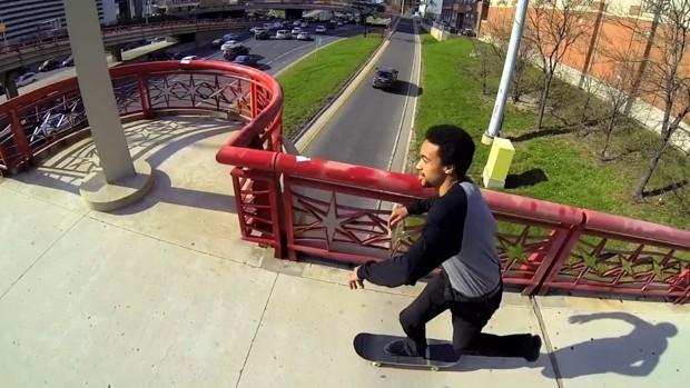 Skateboarding Is Transportation, Too