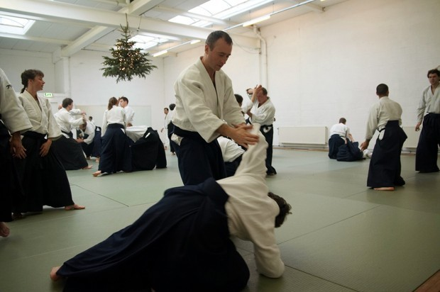 Copenhagen's Bus Drivers Are Learning Aikido