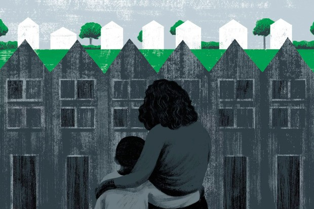 When Affordable Housing Is Separated By Design