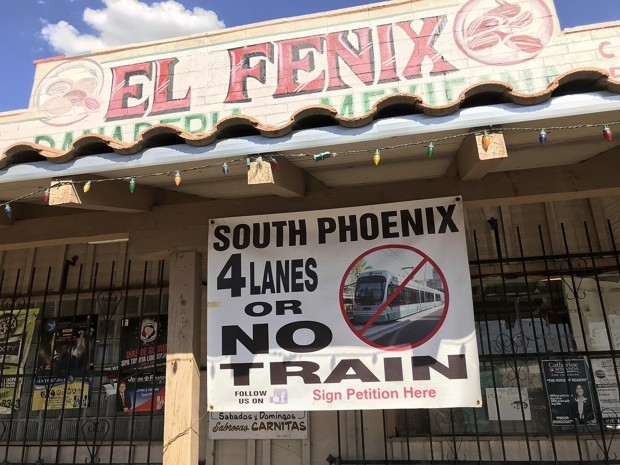 Phoenix's Light Rail Future Is Under Attack