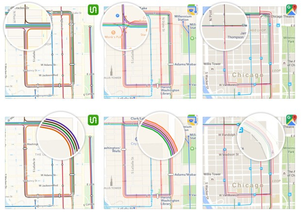 The Transit App Trying to Beat Google and Apple at Mobile Mapping