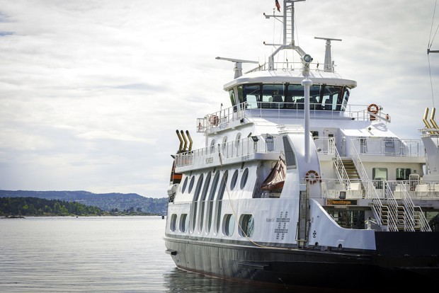 Oslo Wants to Build the World's First Zero-Emissions Port