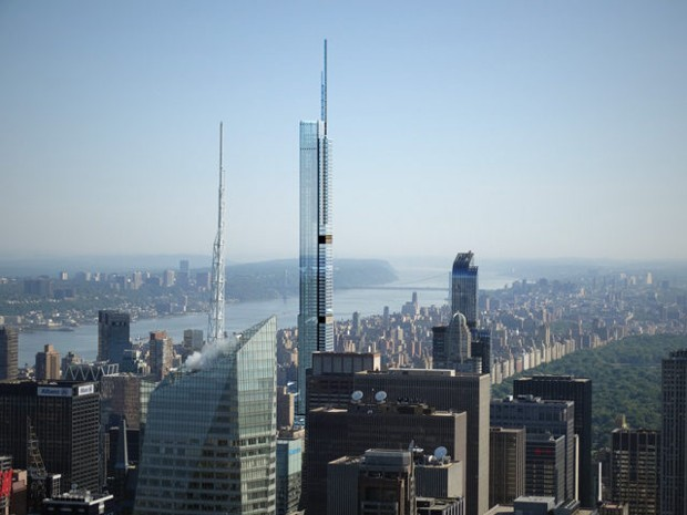 The Newest, Tallest Supertall Tower in New York City