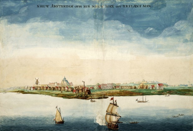 'Staaten Eylandt' and Other Awesome Spellings on Original Maps of New Netherland