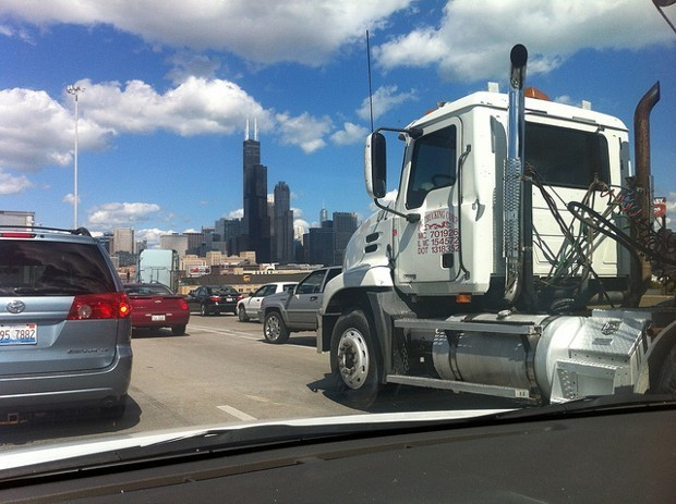 How the Trucking Industry Could Be Vastly More Efficient