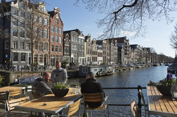 Amsterdam's Plan: If You Buy a Newly Built House, You Can't Rent It Out