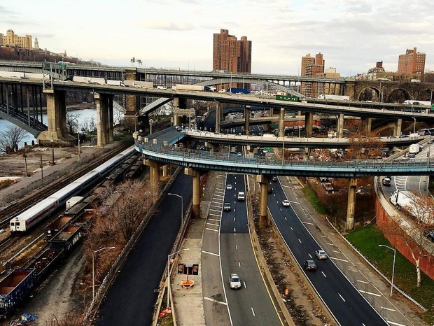 How to Make Urban Highways Vanish