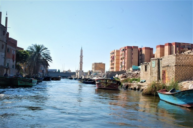 Will Sea-Level Rise Claim Egypt's Second-Largest City?