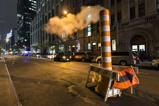 Ask CityLab: What's the Deal with Steam Rising from the NYC Streets?