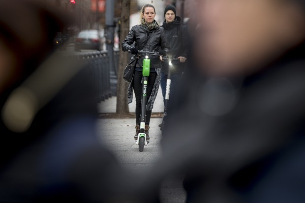 Why Aren't More Women Riding Electric Scooters?