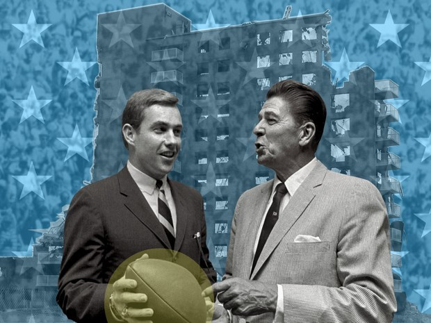 How Jack Kemp Rewrote the Urban Poverty Playbook