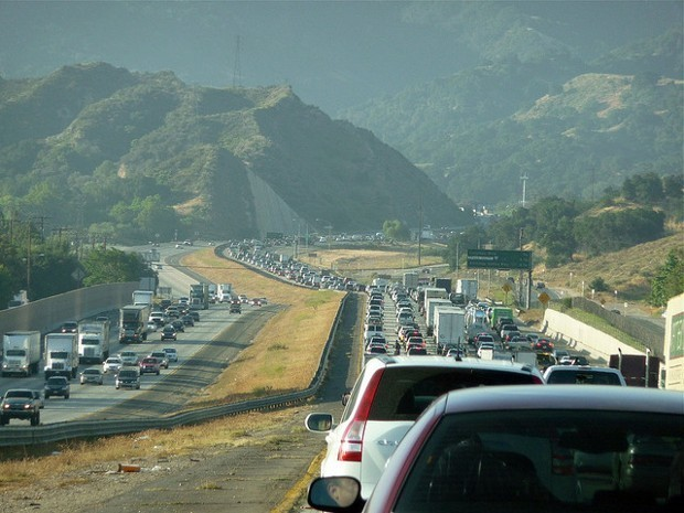 California's DOT Admits That More Roads Mean More Traffic