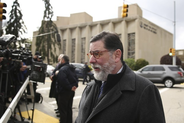 Why Pittsburgh Mayor Bill Peduto Won't Back Down on Gun Control