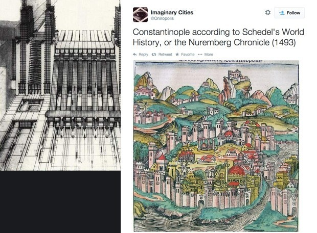 Building 'Imaginary Cities'