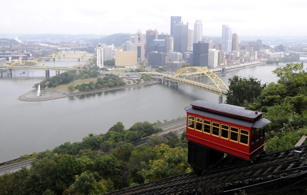 A Micromobility Experiment in Pittsburgh Aims to Get People Out of Their Cars