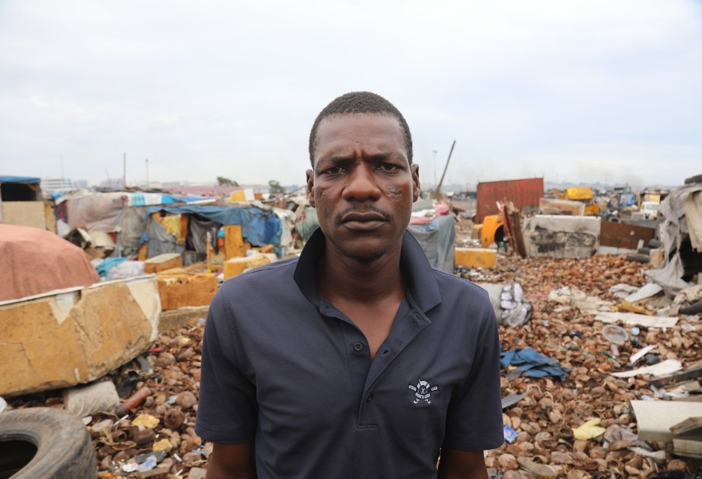 The Toxic Effects of Electronic Waste in Accra, Ghana