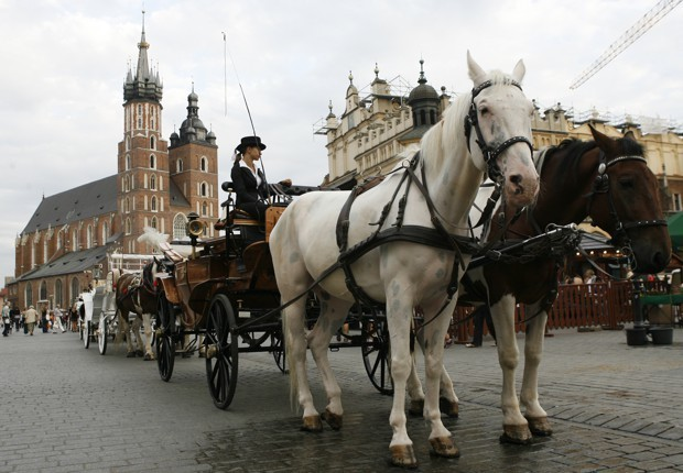 Choked by Air Pollution, Krakow Bans Coal From Homes
