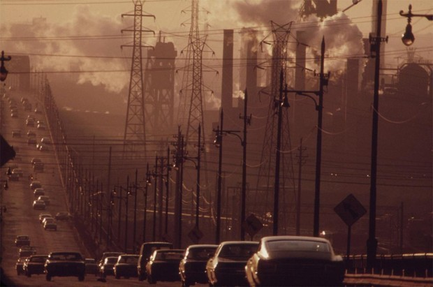 What Cities Looked Like Before the EPA