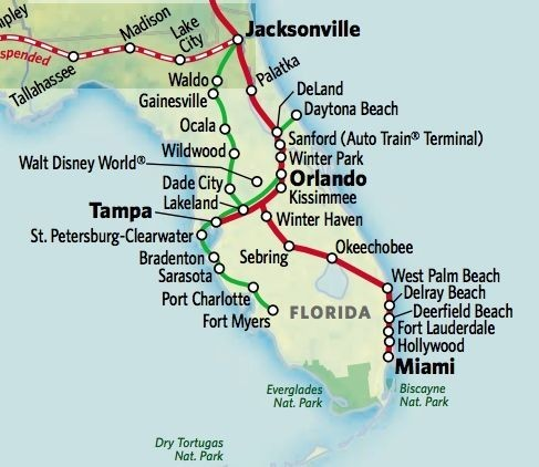 Is Florida About to Enter a 'Golden Age' of Rail?