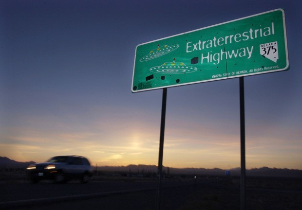 Lost on the Highway to Area 51: Best #Cityreads of the Week