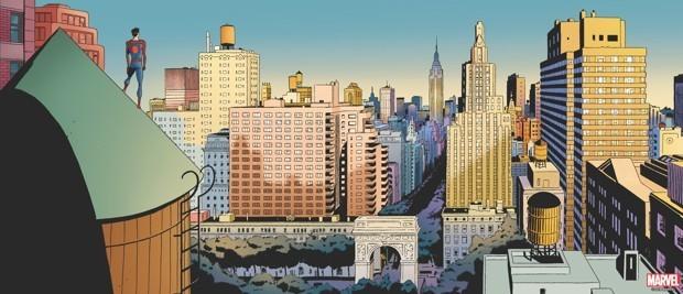 In Stan Lee's New York, Neighborhoods Needed Their Own Heroes