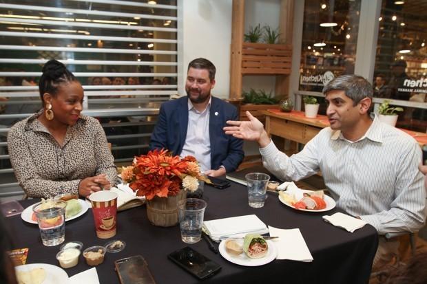 Philadelphia's Secret Ingredient for More Civic Engagement: a Lot of Food