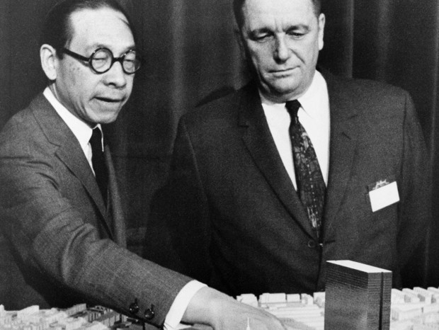 How I. M. Pei and Boston Made Each Other