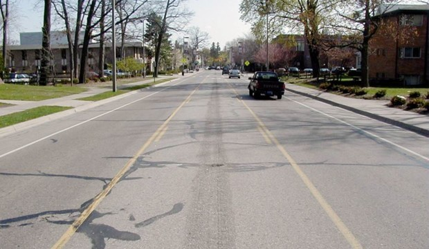 So What Exactly Is a 'Road Diet'?