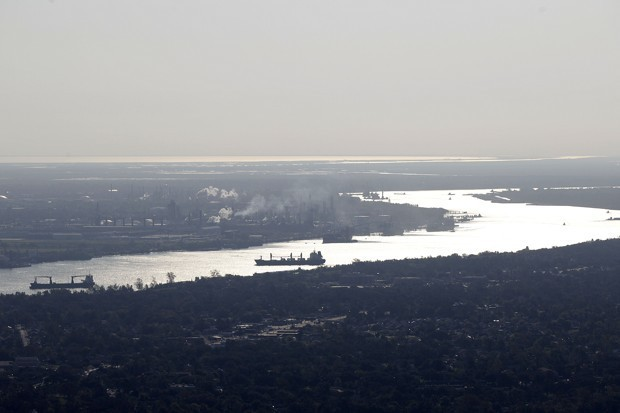 Why Mayors Are Rallying Around the Mississippi River