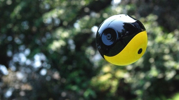 Photography Tool of the Day: A Throwable Panoramic Camera Ball