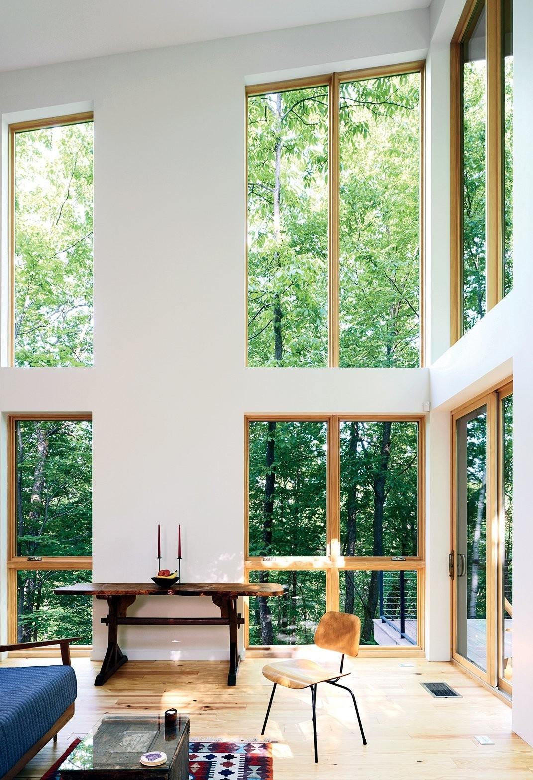 Gentzler's Cantilevered Cabin