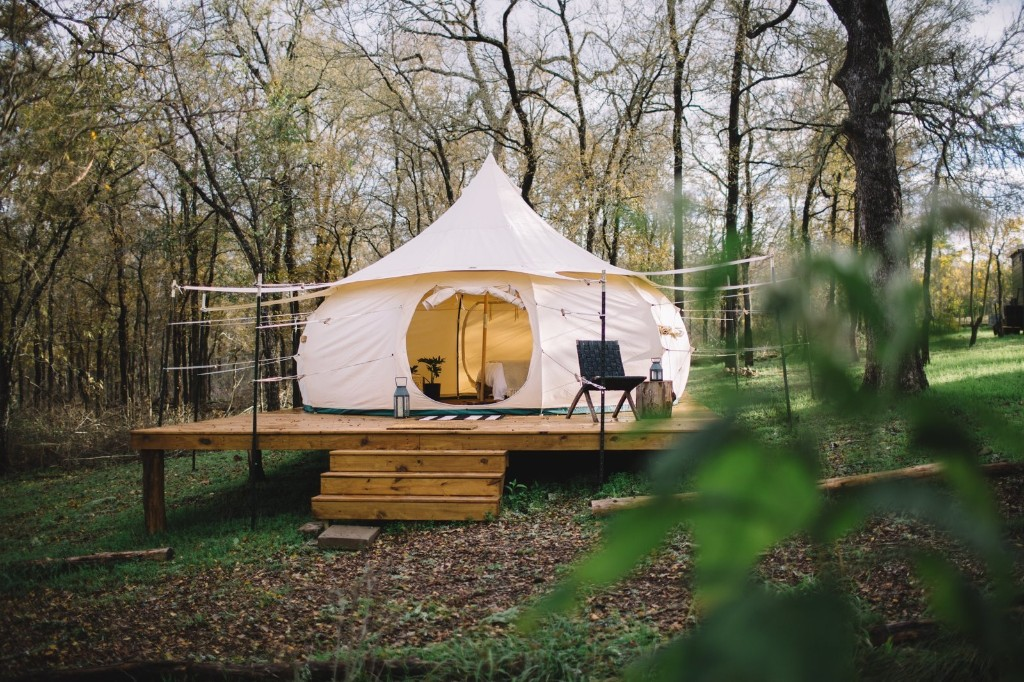 Yurts, Tepees, Domes and Etc. - Cover