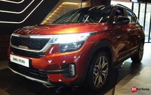 셀토스·XM3 등 소형 SUV 판매 질주