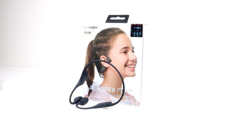 [리뷰] 애프터샥 에어로펙스 플레이: 아이들 건강, 여성들을 위한 '맞춤형' 골전도 이어폰
