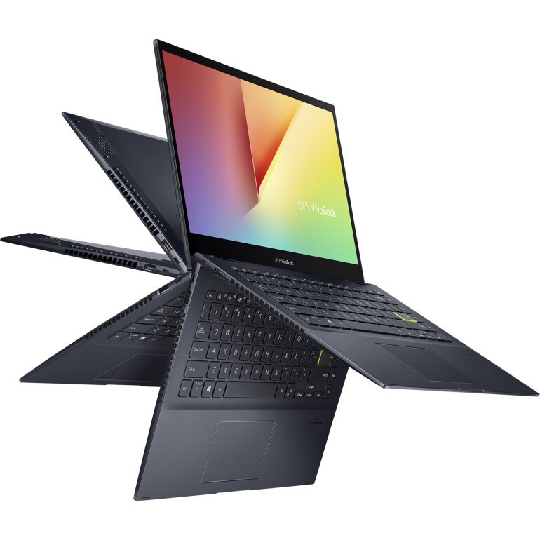에이수스, 360도 회전 2in1 노트북 '비보북 플립 14' 출시