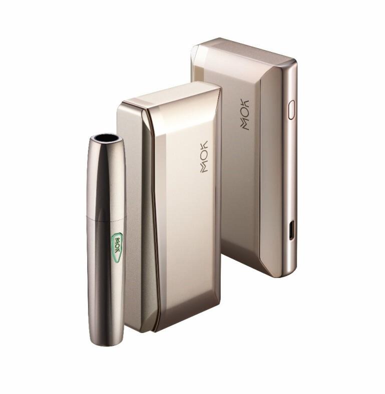 궐련형 전자담배 모크 2.0, 가로수길 플래그십 스토어서 공식 판매